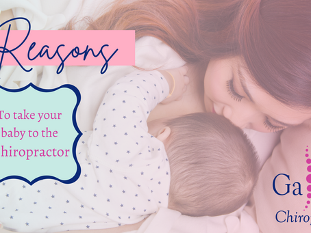 5 Ways a Chiropractor Can Help Your Baby