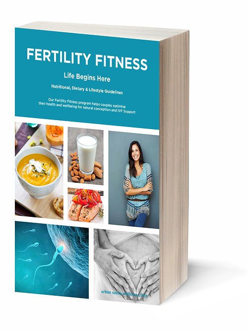 Fertility Fitness E Book