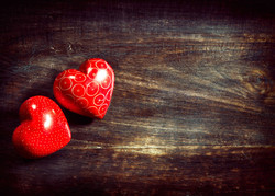 Hearts on the Table