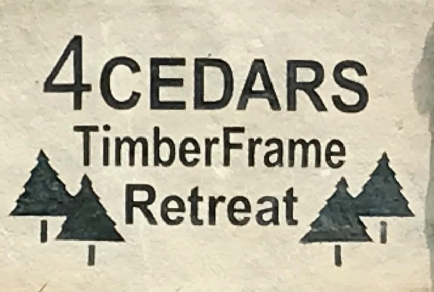 4Cedars TimberFrame Retreat
