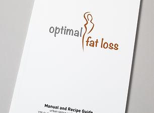 Manual and Recipe Guide Optimal Fat Loss Program