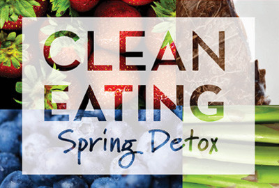 Spring Vitality - Time to Detox