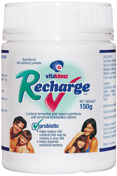 Vitaklenz Recharge Prebiotic/Probiotic (150 g)