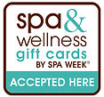 Running Water Spa accepts Spa & Wellness gift cards at this location.