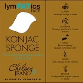 LymFatic Konjac Sponge