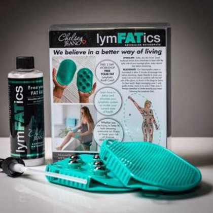 LymFatic Kit and Cream 250ml