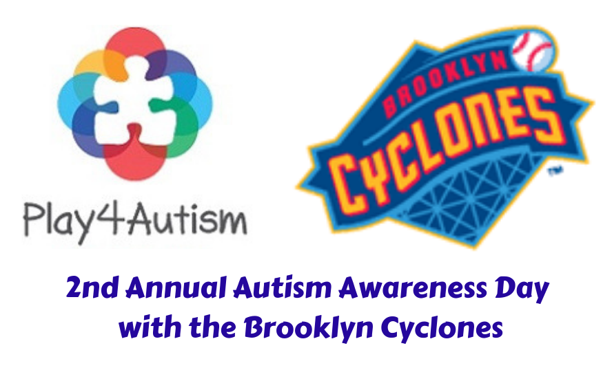 2nd Annual Autism Awareness Day with the Brooklyn Cyclones