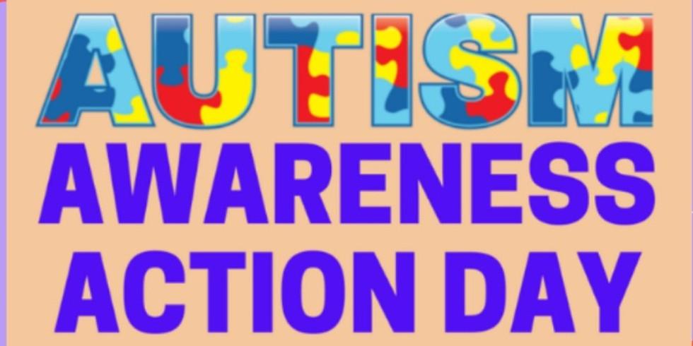 Autism Awareness Action Day 2020/21