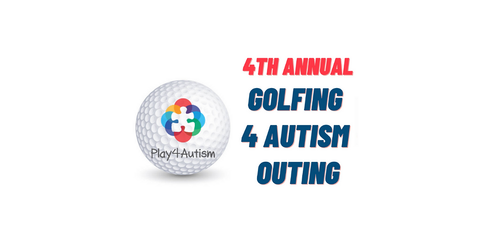 4th Annual Golfing 4 Autism Outing