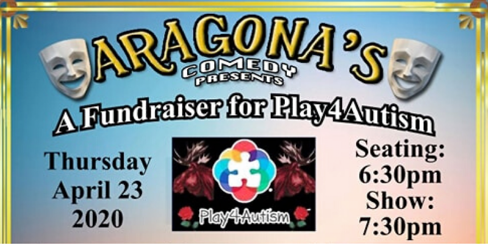 A Night of Comedy to Benefit Play4Autism