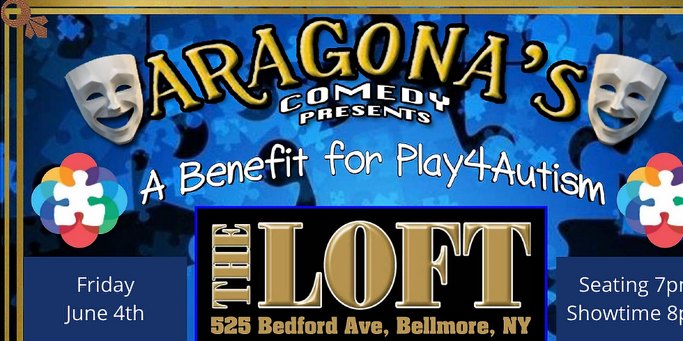 Aragona's Comedy Benefit For Play4Autism