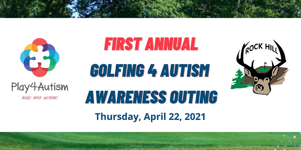 1st Annual Golfing 4 Autism Awareness Outing