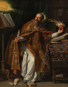 St. Augustine's friend Alypius