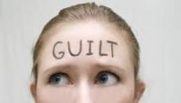 """Is it me, or is there no way around """"Mommy Guilt""""?"""