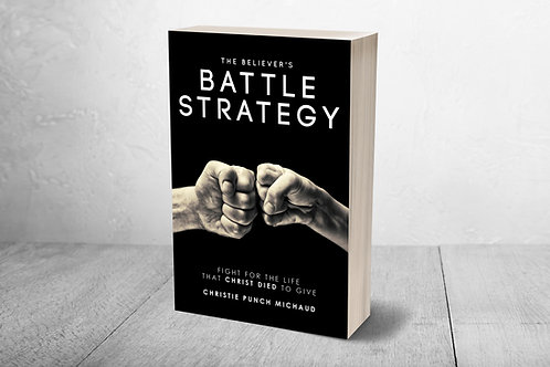 The Believer's Battle Strategy ebook