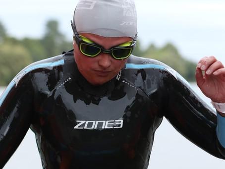 Abi Symons Hever Castle Super Sprint Triathlon Race Report