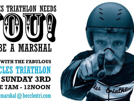 Beccles Triathlon Needs You!