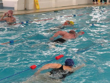 BTC Swimming at Harleston