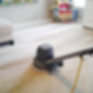 Fast drying carpet cleaning methods
