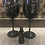 Thumbnail: MOET & CHANDON CHAMPAGNE 🍾 2 BLACK PLASTIC CHALLIS & 1 BLACK WINE STOPPER
