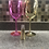 Thumbnail: MOET & CHANDON CHAMPAGNE 🍾1 PINK & 1 GOLD PLASTIC CHALLIS & 1 GOLD WINE STOPPER