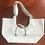 Thumbnail: Authentic Furla 100% Leather Tote Handbag