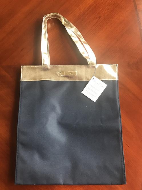 Oscar De La Renta Shopping Bag Tote