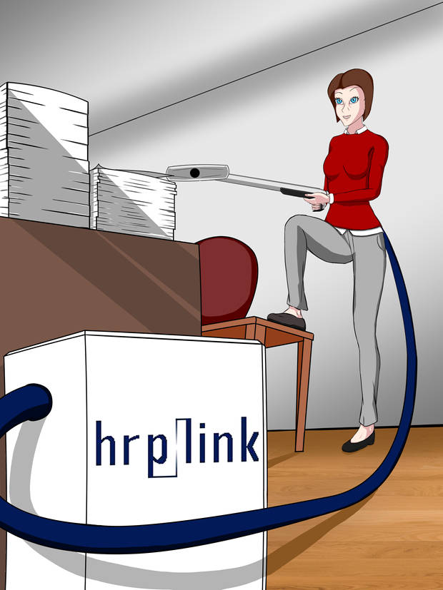 HRPLink can help