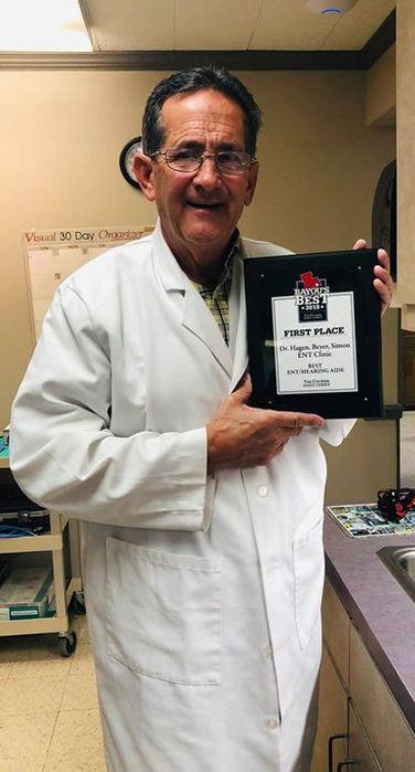 Dr. Hagen Best of The Bayou 2018