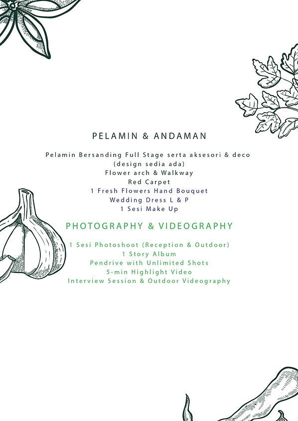 Pakej Perkahwinan Kach'e Wedding & Event