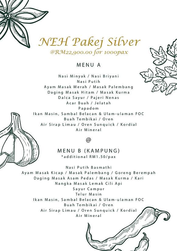 Pakej Perkahwinan Neo Event Hall, Damans