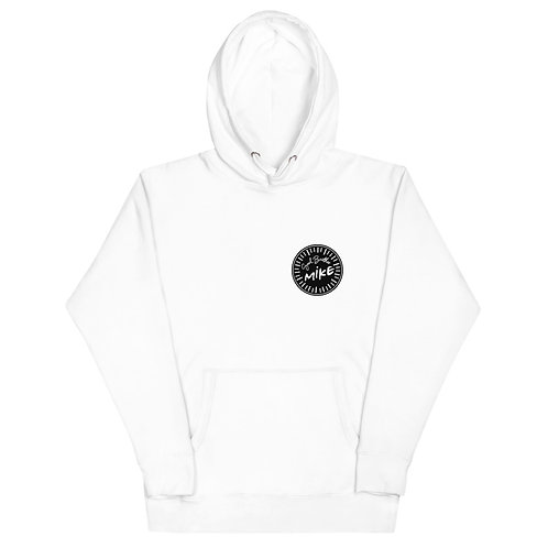Soul Brother Mike (#004) - White Unisex Hoodie
