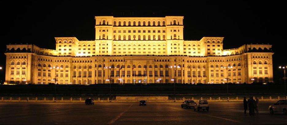 (Muntenia) Le palais du Parlement
