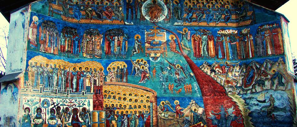 (Bucovina) Le monastère de Voroneț