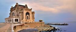 (Dobrogea) Le casino de Constanța