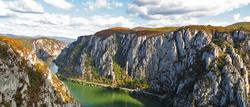 (Oltenia) Les Portes de Fer (Gorges du Danube)