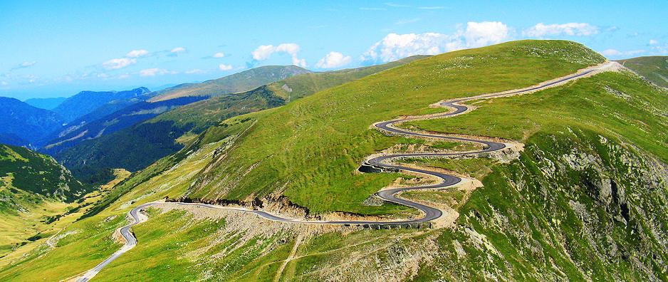 (Oltenia) La Route Transalpina