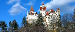 (Transilvania)Le château de Bran
