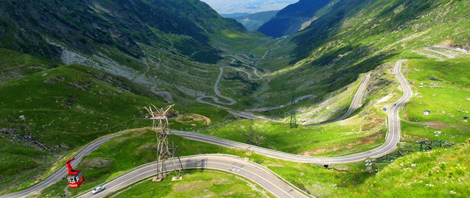 (Muntenia) La Route Transfăgăran