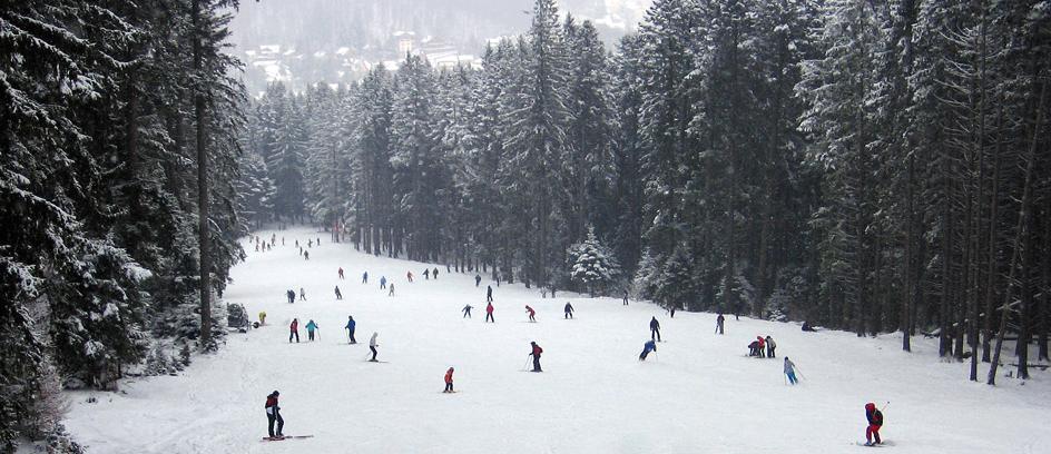 (Muntenia) Busteni (Kalinderu) - ski