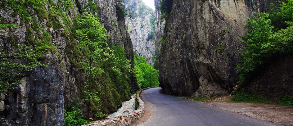 (Moldova) Les Gorges de Bicaz
