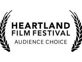 Winner, Audience Choice Award, Heartland Film Festival