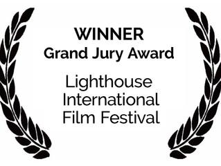 Winner, Best Documentary Short, Lighthouse International Film Festival
