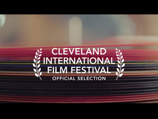 Official Selection of 42nd Cleveland Film Festival