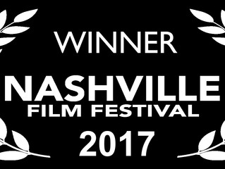 Winner, Grand Jury Prize for Documentary Short, Nashville Film Festival
