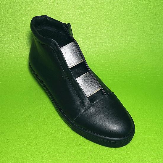 Ботинки демисезон шкіра