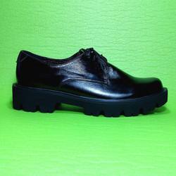 Туфлі літні шкіра