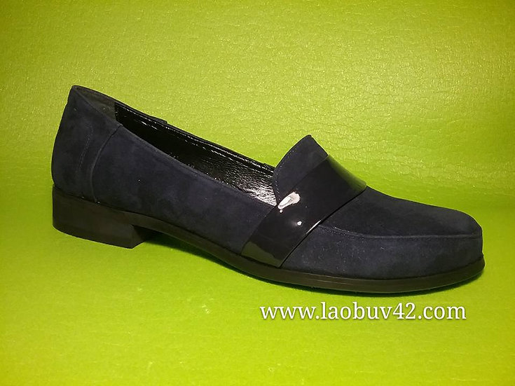 Туфли замш 42 размер