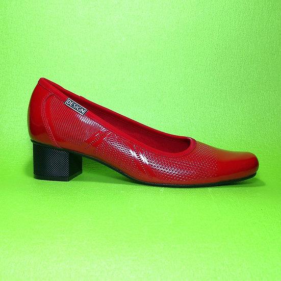 Туфлі шкіра перфорована