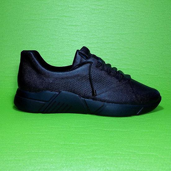 Туфлі шкіра-комбіновані